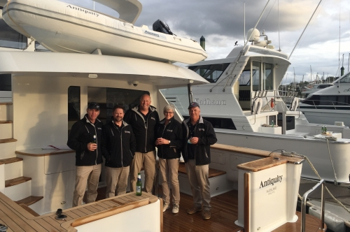 Auckland On Water Boat Show a big success