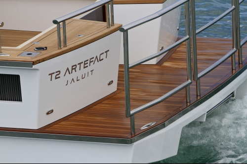 Artefact Tender completed