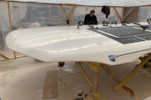 Beneteau transformation completed